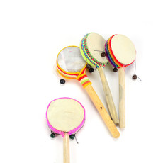 Minga Imports Small Hand Drum