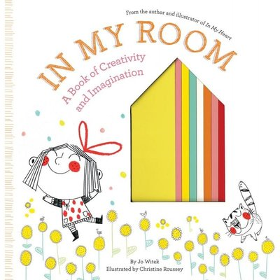 Microcosm In My Room: A Book of Creativity & Imagination