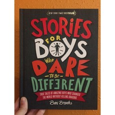 Microcosm Stories for Boys Who Dare to be Different