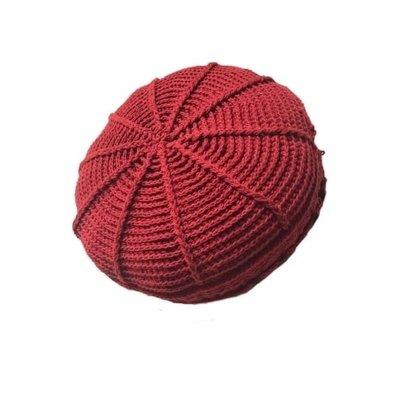 Ganesh Himal Zafu Crochet Meditation Pillow
