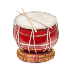 Ten Thousand Villages Quick Rhythm Red Drum