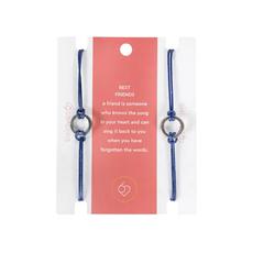 Ten Thousand Villages Best Friends Bracelet Set