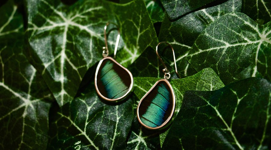 Butterfly Jewelry: Wings with a Second Life