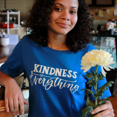 Fair Anita Kindness is Everything Women's Tee