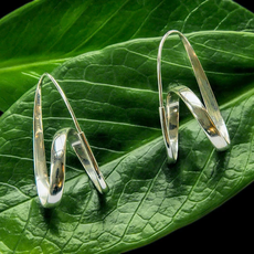 Women's Peace Collection Bumi Sterling Silver Earrings