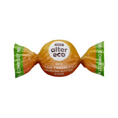 Alter Eco Almond Butter Nut Bomb