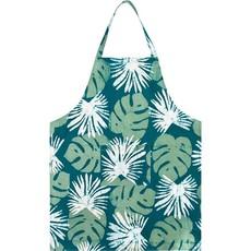 Global Mamas Reversible Apron: Evergreen Kakum