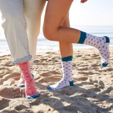 Conscious Step Socks that Find a Cure Hearts