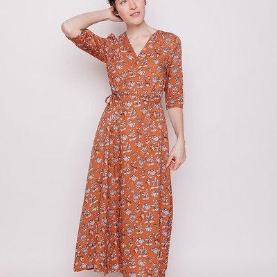 Mata Traders Aditi Wrap Dress: