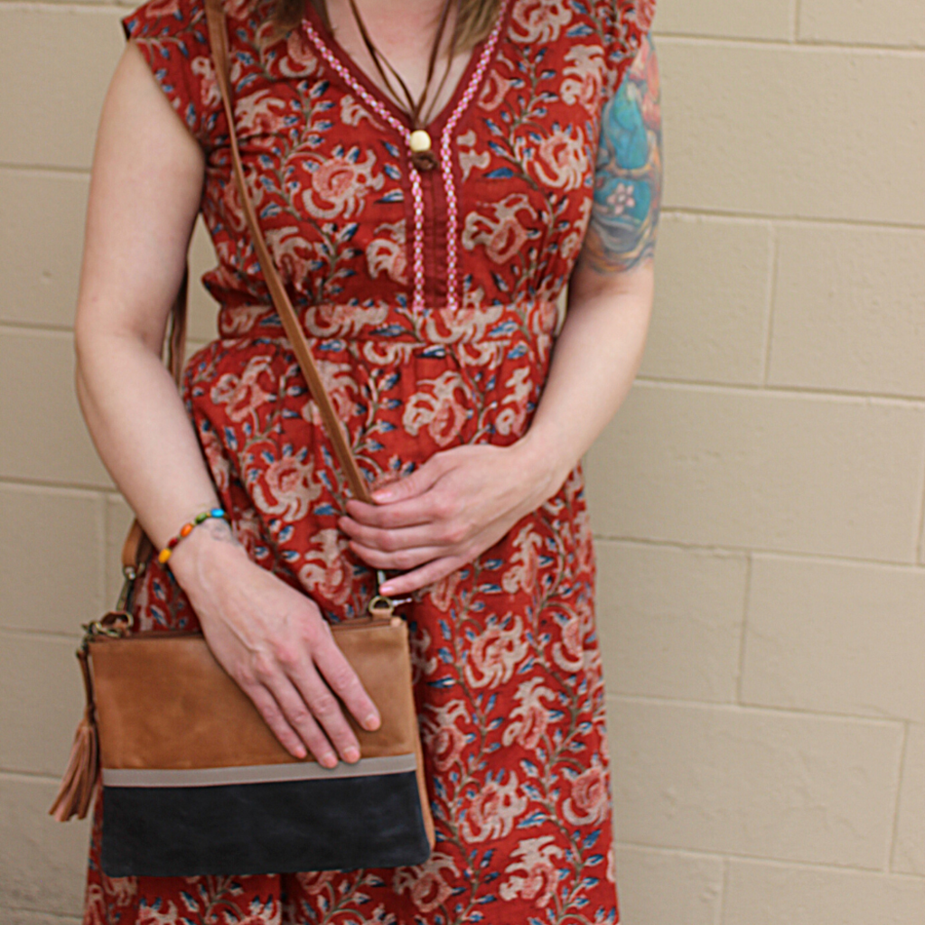 Mata Traders Jaya Dress Raspberry