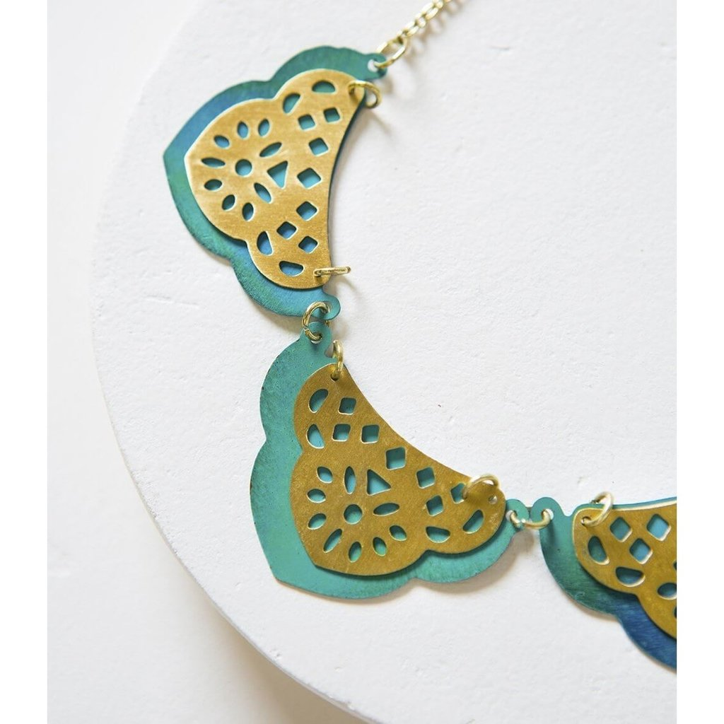 Matr Boomie Jaladhi Sea Treasure Necklace