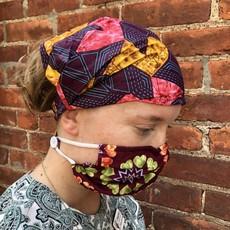 Creation Hive Kitenge Wide Headband