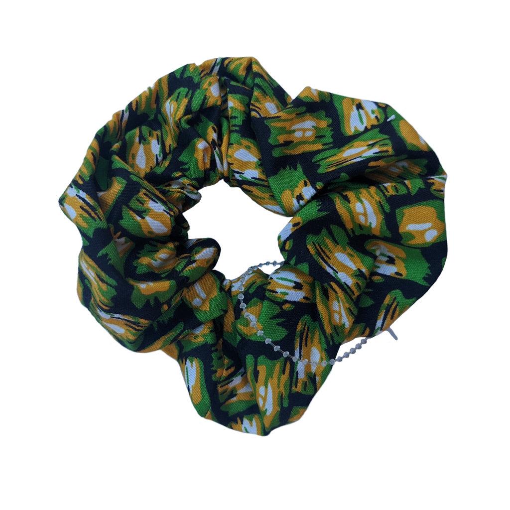 Creation Hive Kitenge Hair Scrunchie