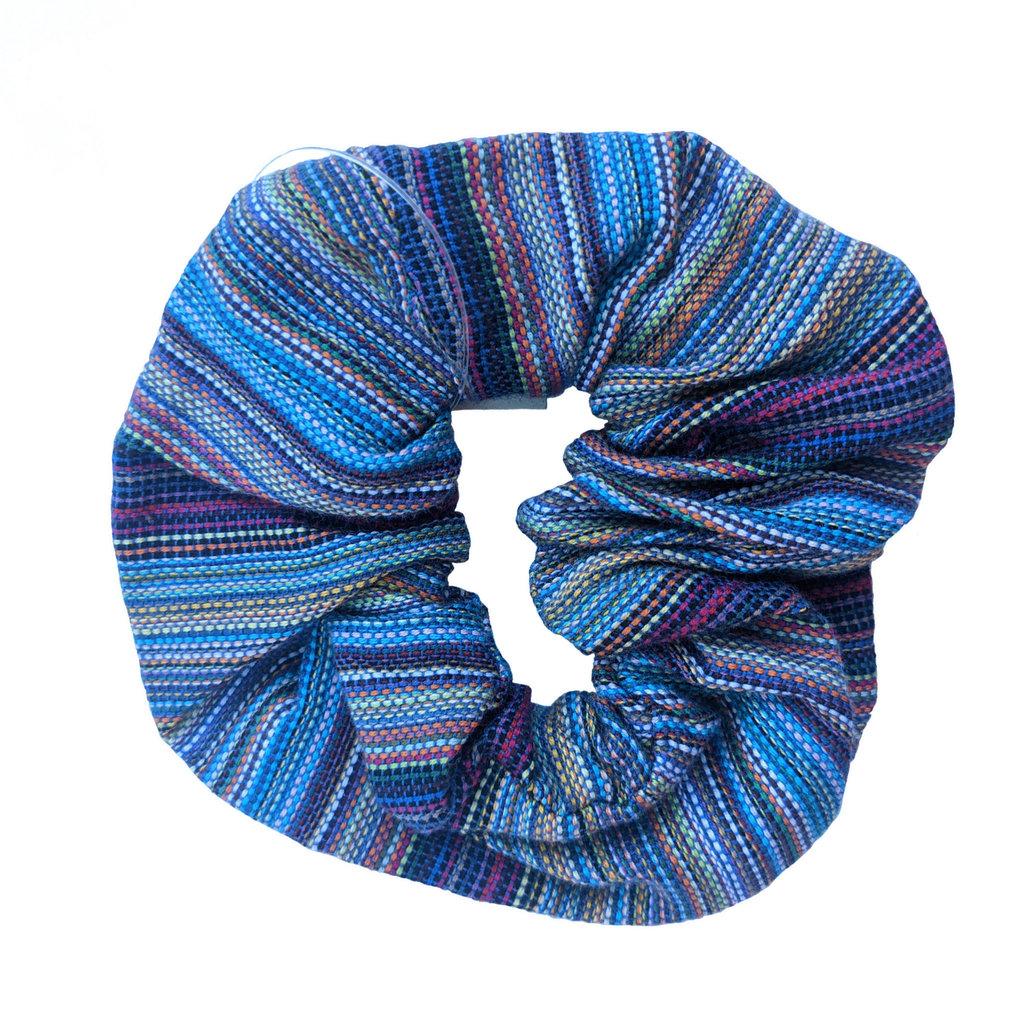 Creation Hive Kikoy Hair Scrunchie