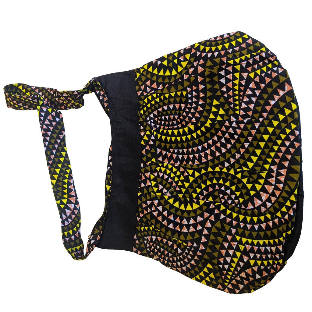 Creation Hive Kitenge Shoulder Bag