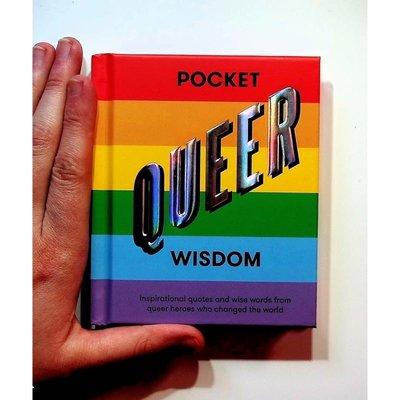 Microcosm Pocket Queer Wisdom
