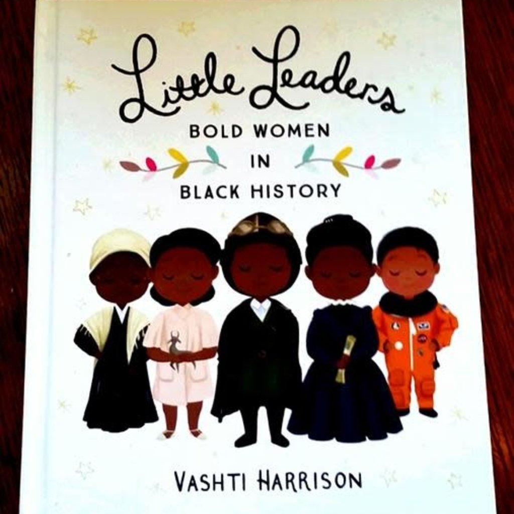Microcosm Little Leaders: Bold Women in Black History