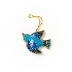 Matr Boomie Larissa Plush Ornament: Bird