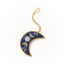 Matr Boomie Larissa Plush Ornament: Lunar