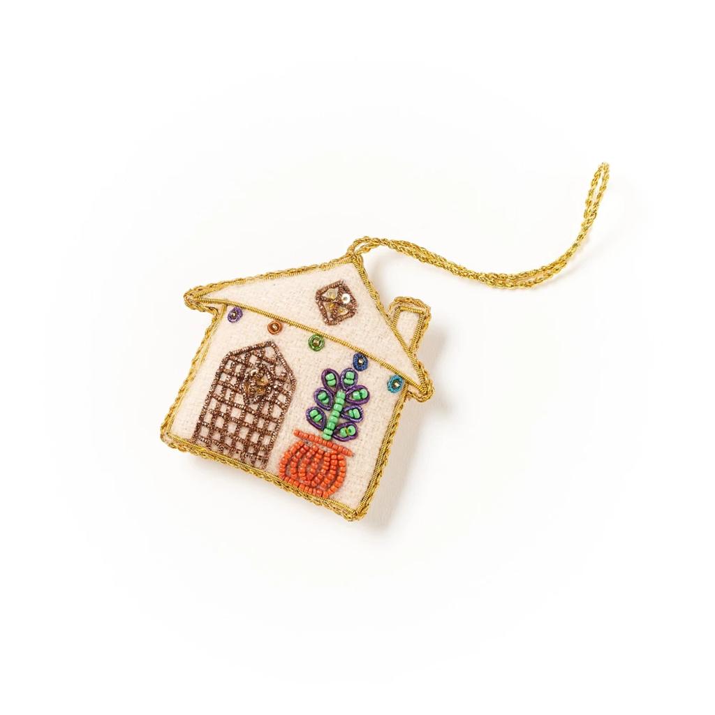 Matr Boomie Larissa Plush Ornament: Home