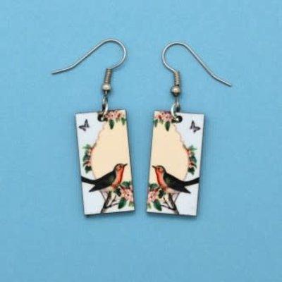 Dunitz & Co Robin Vintage Dangle Earrings