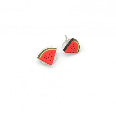 Dunitz & Co Watermelon Stud Earrings