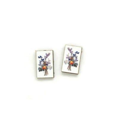 Dunitz & Co Hyacinth Botanical Stud Earrings