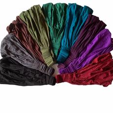 Unique Batik Thai Solid Color Wide Headband