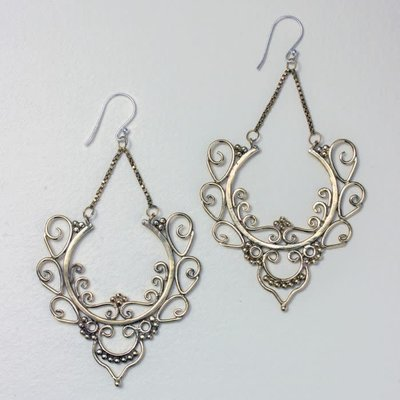 DZI Handmade Divine Mystery Earrings