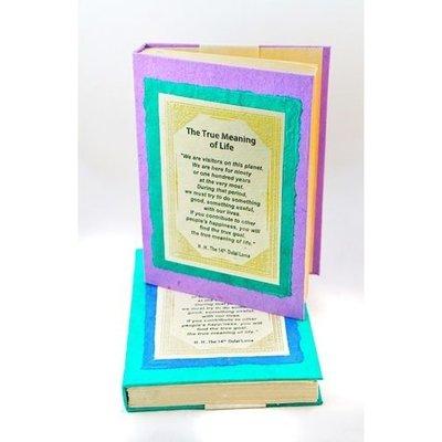 Ganesh Himal Meaning of Life Large Lokta Paper Journal