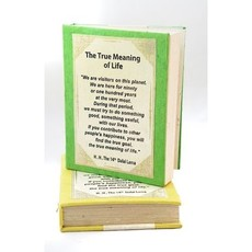 Ganesh Himal Meaning of Life Small Lokta Paper Journal