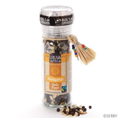 Ukuva Africa Madagascar Garlic Pepper Spice