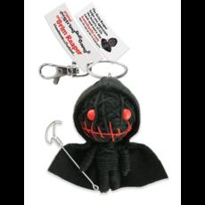 Kamibashi Grim Reaper String Doll Keychain