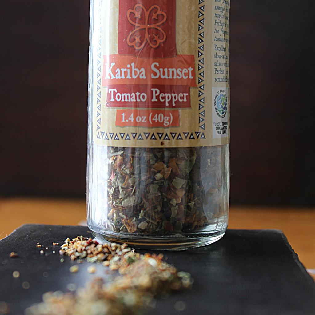 Ukuva Africa Kariba Sunset Tomato Pepper