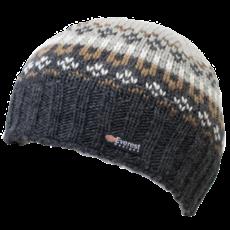 Everest Designs Brooklyn Fleece Lined Wool Natural Beanie Hat