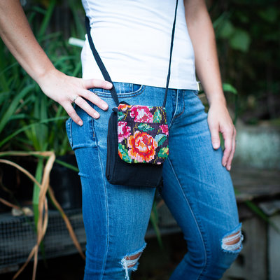 Lucia's Imports Necessity Chi Chi Crossbody Bag