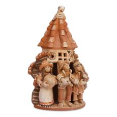 Lucuma Small Ceramic Celebration Tower