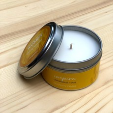 Prosperity Candle Inspiration Quote 4oz Candle: Inspire