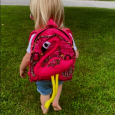 Creation Hive Flamingo Kids Backpack