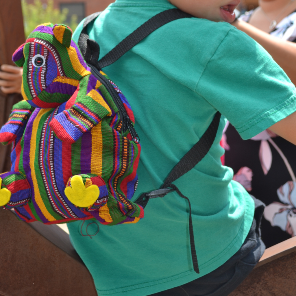 Lucia's Imports Animal Backpack