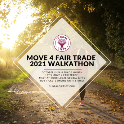 Global Gifts Move 4 Fair Trade Sign Up - Early Bird!