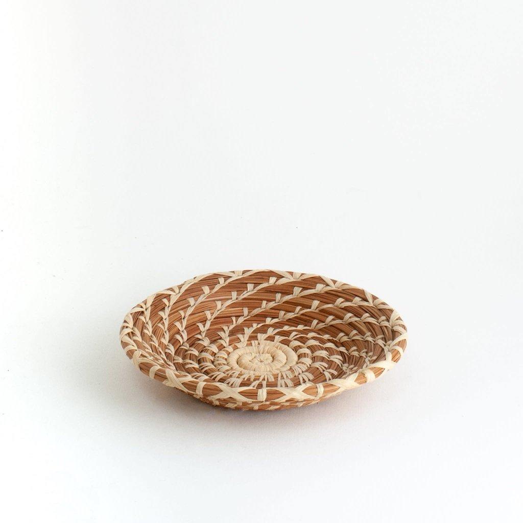 Mayan Hands Luisa Pine Needle Basket