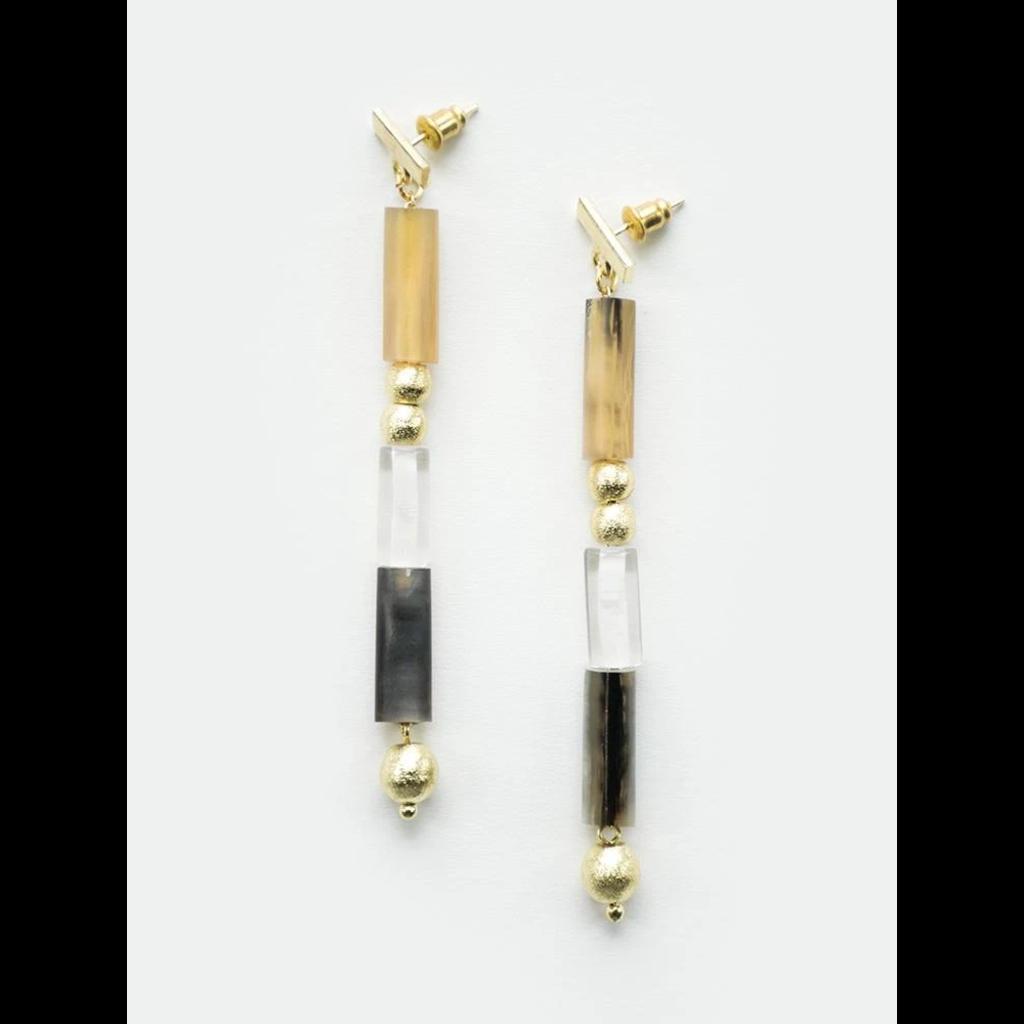 Mata Traders Josephine Earrings