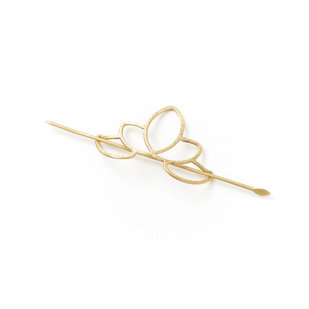 Matr Boomie Kairavini Lotus Hair Hoop & Pin