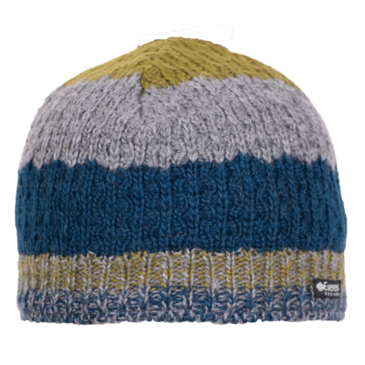 Everest Designs Yala Fleece Lined Wool Sea Beanie Hat