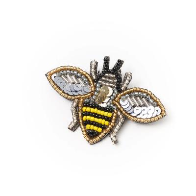 Matr Boomie Bala Mani Bee Brooch