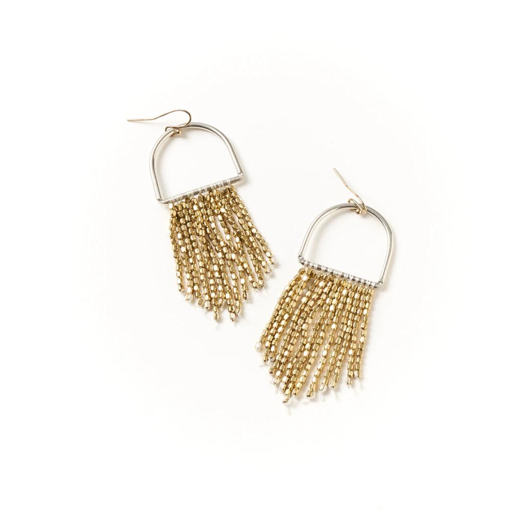 Matr Boomie Bhavani Fringe Earrings