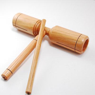 Minga Imports Wooden Tic Toc