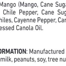 Women's Bean Project Chili Spiced Mango