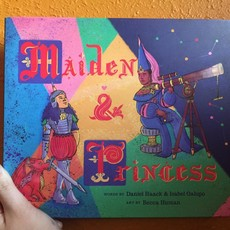 Microcosm Maiden & Princess Book